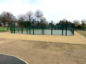 MUGA Tiverton Green 2