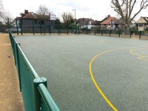 MUGA Tiverton Green